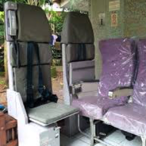 Aircraft Jump Seat Repair