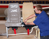 Aircraft Seat Overhaul